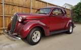 1937 Plymouth P3 Business Coupe By Kirk Estes