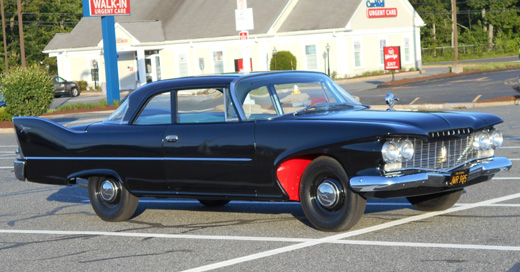 1960 Plymouth Savoy By Pat Murphy