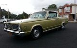1966 Plymouth Barracuda By Bill Marchese - Update