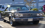 1967 Plymouth GTX By Dave