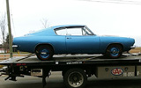 1968 Plymouth Barracuda Formula S By Tommy