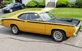 1971 Plymouth Duster 340 By David Castine