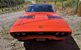 1971 Plymouth GTX By Ron Brown - Update