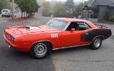 1971 Plymouth Barracuda By Jim Picanzo - Update