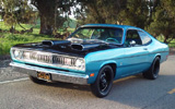1971 Plymouth Duster By Steve