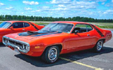 1972 Plymouth Road Runner By Olavi Kulmala