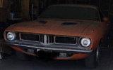 1973 Plymouth Barracuda By Henry