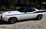 1974 Plymouth Cuda By Dave