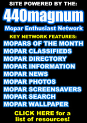 Mopar Enthusiast Network